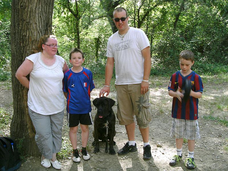 Dogspirit - Balade éducative - Cours collectif - 24 juin 2012