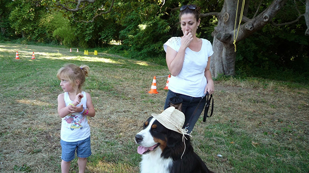 Dogspirit - Cours collectif 2015 06 20