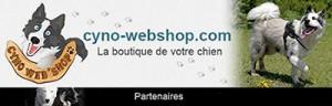 """Partenaire Dogspirit_ - Cyno Web'Shop est une boutique """"engagée"""", nous nous voulons disponible pour nos clients, à l'écoute, de bon conseils."""