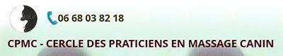 dogspirit partenaire - CMPC Cercle des Praticiens en Massage Canin