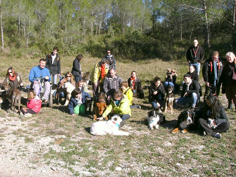 Dogspirit - Balade Educative - 2014-02-02