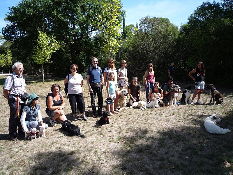 Dogspirit - Balade Educative - 2014-24-08