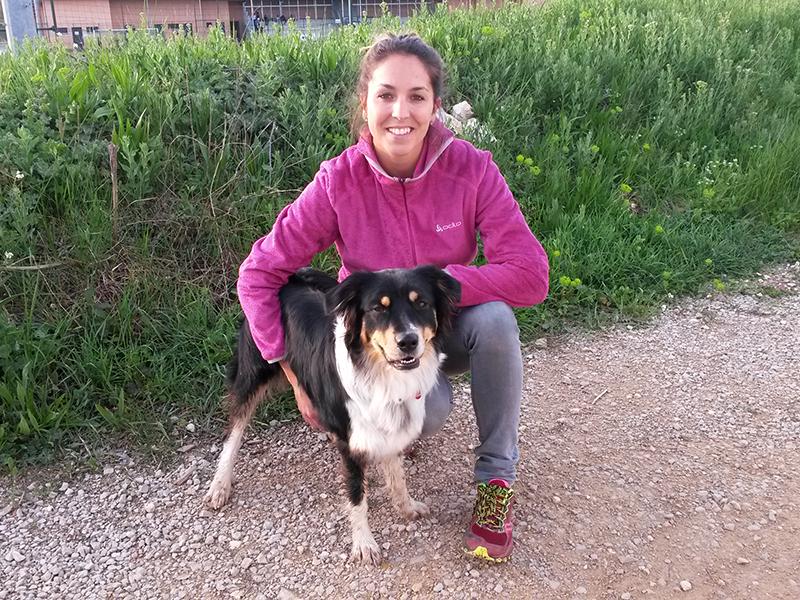 Dogspirit livre d'or - Avec ma chienne Mana une communication et une relation canine forte
